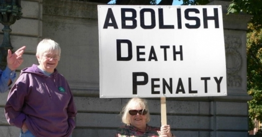 The South Dakota Legislature has so far rejected proposals to ban death sentences for people with serious mental illnesses. (worldcoalitionagainstthedeathpenalty.org)
