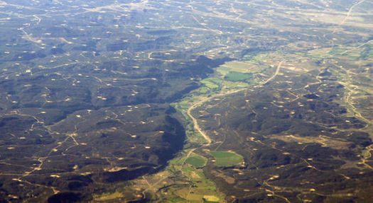 In places such as the Permian Basin, the International Energy Agency estimates the oil and gas industry could use today's technologies to reduce methane emissions by 75%. (jpl.nasa.gov)