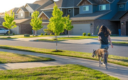 A new study shows such factors as race, housing, transportation and food availability all can have profound effects on the life expectancy in a neighborhood. (Soryn/Adobe Stock)