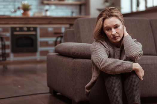 According to the Centers for Disease Control and Prevention, nearly one in five Kentucky adults reports being told by a health provider that he or she has a form of depression. (Adobe Stock)
