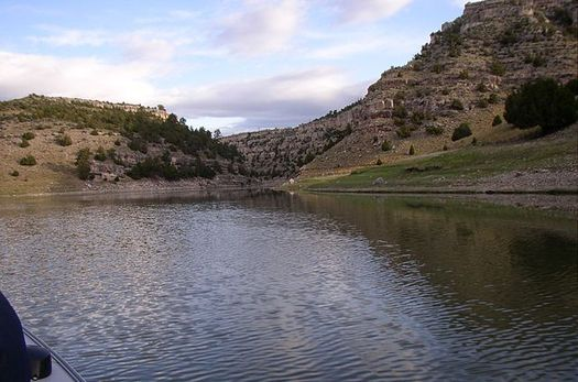 The Land and Water Conservation Fund has funded projects across Wyoming, including Glendo State Park. (Wikimedia Commons)