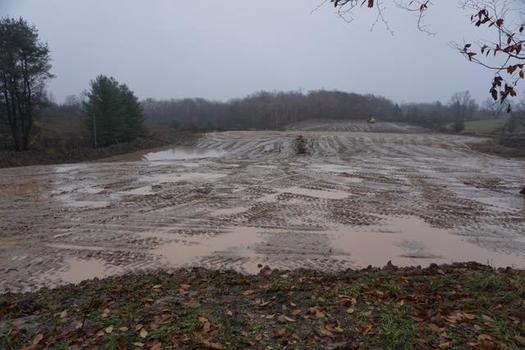 A potash mining project is slated for an area above a large marsh in Osceola County. (Michigan Citizens for Water Conservation)