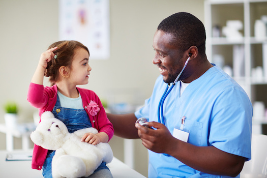 As of 2018, a total of 40,000 children in Kentucky are growing up without health insurance coverage, according to the Georgetown Center for Children and Families. (Adobe Stock)