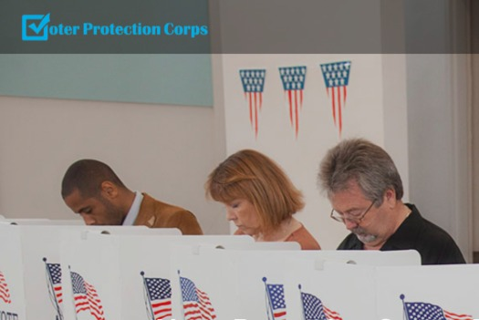 The new Voter Protection Corps expects the 2020 election to be more volatile than past races, and says states face a variety of challenges to ensure everyone can cast a ballot. (Voter Protection Corps)