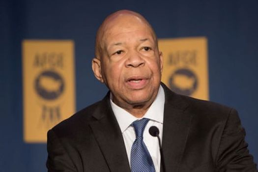 A son of sharecroppers, Rep. Elijah Cummings, D-Md., fought hard for his hometown of Baltimore, even while investigating President Donald Trump. (Flickr)