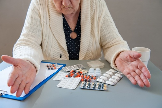 It is estimated that one in three people in Michigan is not taking prescribed medications because they can't afford it. (AdobeStock)