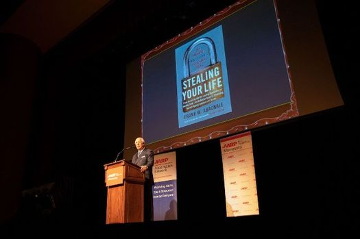 Frank Abagnale has advised the FBI on how to outsmart con artists for more than 40 years. (John Kaul Afton Films)