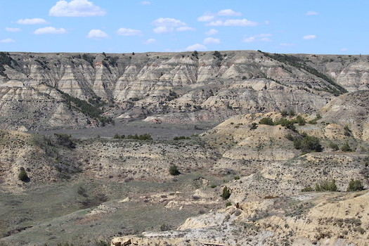 Meridian Energy has proposed an oil refinery within three miles of Theodore Roosevelt National Park. (Amy Meredith/Flickr)