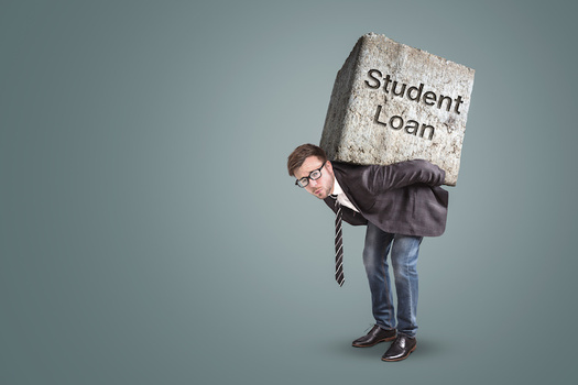 Each year, more than 1 million people default on their student loans, according to the U.S. Department of Education. (Adobe Stock)