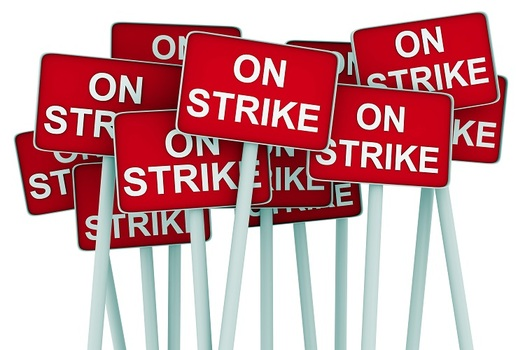 Some 1,800 teachers in the Little Rock School District are expected to walk out of their classrooms today for a one-day strike. (fotomek/Adobe Stock)