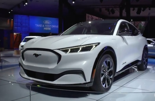 Ford has signed an agreement with the state of California to voluntarily lower emissions and produce more electric vehicles, such as the Mach-E. (Consumer Reports)