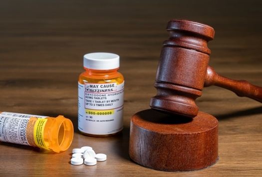 A District Court judge in Ohio is overseeing a collection of more than 2,500 lawsuits filed against opioid manufacturers. (Adobe Stock)