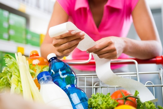 Some Ohions who rely on federal food assistance could see benefits reduced by $45 a month if the Trump administration's latest proposal is adopted. (Adobe Stock)