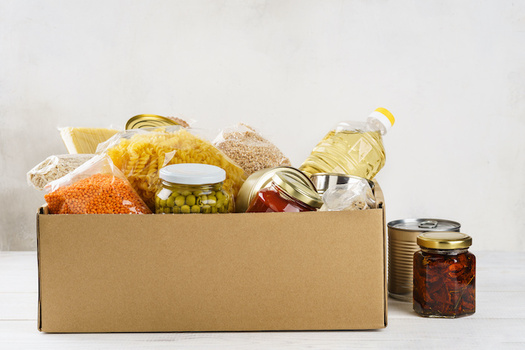 In 2019, Connecticut Food Bank distributed food to help provide almost 22.5 million meals. (Tatiana Atamaniuk/Adobe Stock)