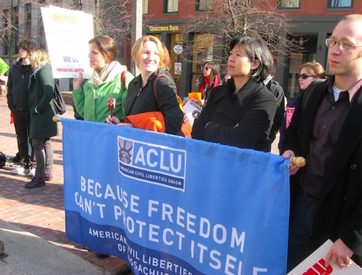 The ACLU of Massachusetts, ACLU of New Hampshire and the law firm Mintz recently won a case in New England with broad implications for immigrant detention practices. (javacolleen/Creative Commons)