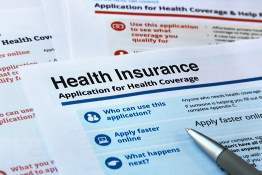 In 2019, roughly 312,000 Illinoisans were enrolled in health care coverage through the federal marketplace. (AdobeStock)
