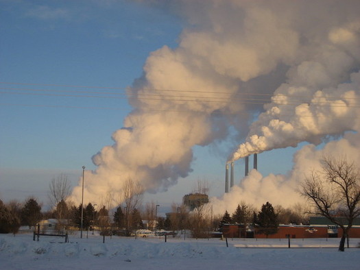 Avista is one of six owners in the Montana-based Colstrip power plant, the largest greenhouse-gas emitter west of the Mississippi River. (Rachel Cernansky/Flickr)