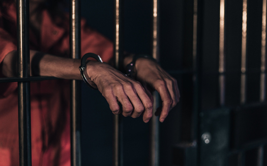 A new national report says progress is being made in closing racial gaps in prison populations. Among women, the disparity in black and white imprisonment rates has dropped from 6-to-1 to 2-to-1. (Matthew Henry/Librestock)