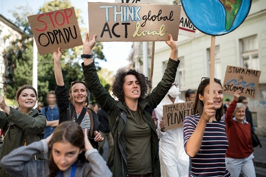 Thousands of students and others plan to participate in a Global Climate Strike this Friday, across Arizona and around the world. (Halfpoint/Adobe Stock)