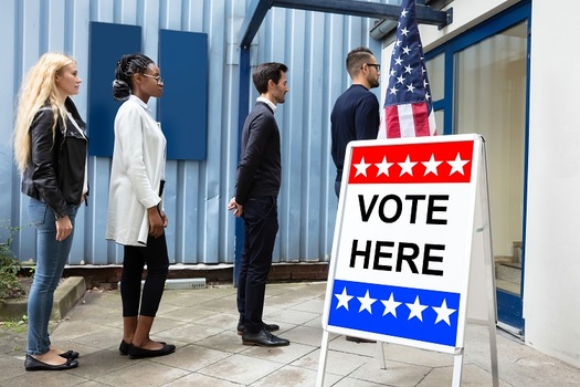 Arizona stands to get about $8.4 million of the $425 million Congress has allocated to shore up election security ahead of the 2020 presidential vote. (Popov/AdobeStock)