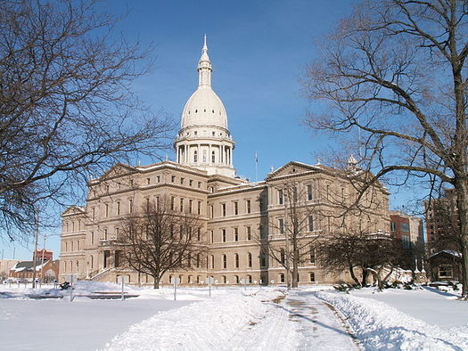 Some analysts contend Michigan lawmakers need to address unresolved funding issues after the winter recess. (Phillip Hofmeister/Wikimedia)