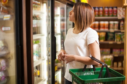 Arkansas health officials say residents in rural counties don't always have access to healthy food choices, often having to shop in gas stations or convenience stores for their groceries. (Diaz/AdobeStock)