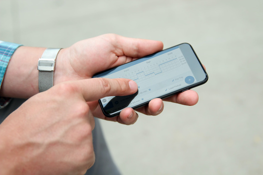 With mobile device forensic tools, police can decrypt and download all the information on a cell phone. (Saklakova/Adobe Stock)