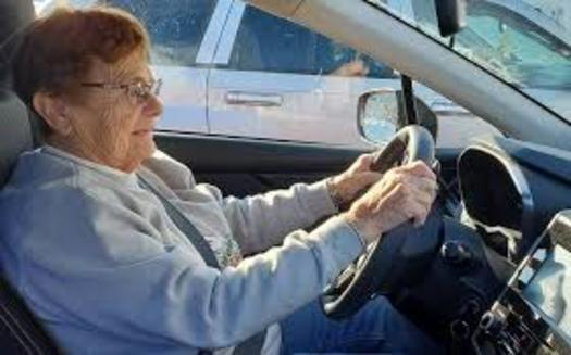 AAA says older drivers often try to avoid driving at night or during rush hours. But experts say new technology is available in many vehicles to help keep them safe and mobile. (NSC.org)