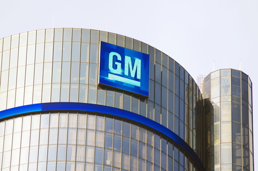 General Motors is among 91 of the nation's largest companies that didn't pay any income taxes during the first year of President Trump's new tax law. (Adobe Stock)