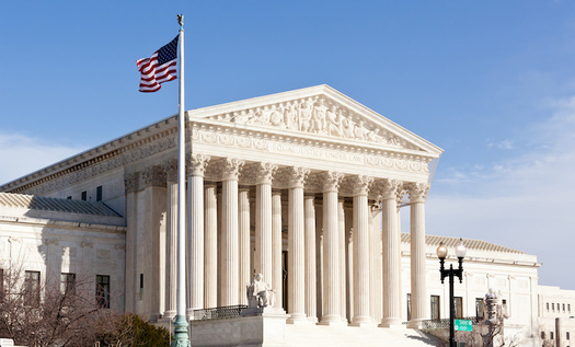 Supreme Court, court of appeals and district court judges are nominated by the president and confirmed by the U.S.  Senate. (Adobe Stock)