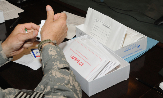 Washington state still has an estimated backlog of more than 6,500 untested sexual assault kits. (Sgt. Rebecca Linder/defenseimagery.mil)