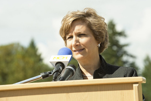 Rep. Suzanne Bonamici, D-Ore., was one of 68 signers to House leadership calling for a vote on a package of union protections. (Oregon Department of Transportation/Flickr)
