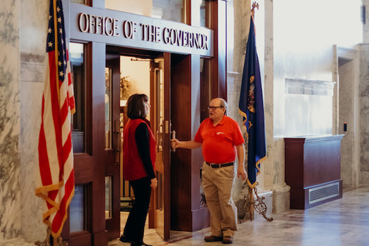 Legislative days give groups a chance to peek behind the curtain of the lawmaking process. (AARP Idaho)