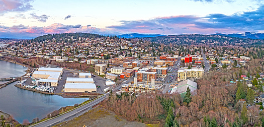 In 2018, Bellingham City Council stepped up its climate goals, pledging to be carbon neutral by 2035. (CascadeCreatives/Adobe Stock)