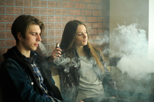 About 33 percent of Virginia high school students have used e-cigarettes at some point, according to the CDC. (Adobe Stock)