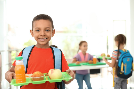 A new proposed rule change by the U.S. Department of Agriculture would weaken school meal nutrition standards put into place in 2012. (Adobe Stock)