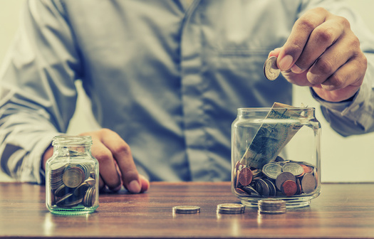 Two-thirds of Washingtonians are worried they don't have enough saved for retirement, according to a recent survey. (jimbophotoart/Adobe Stock)