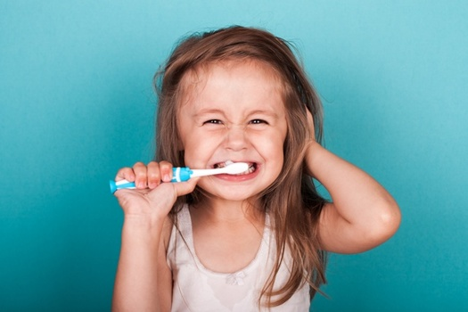 "Experts recommend that children have an established ""dental home,"" with regular oral-health checkups, starting at a young age. (Adobe Stock)"