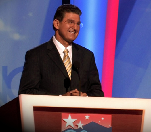 West Virginians' reactions to Sen. Joe Manchin's vote this week to impeach President Donald Trump have ranged from angry to supportive. (Wikimedia)
