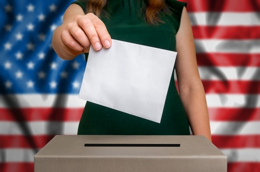 The League of Women Voters seeks to empower voters of all genders and political affiliations. (AdobeStock)