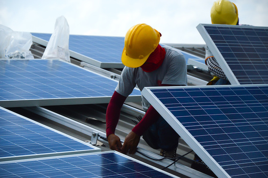 Investing clean-energy dollars in vulnerable communities creates jobs and fights climate change. (surasak/Adobe Stock)