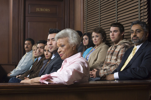 In the case Batson v. Kentucky, a 1986 U.S. Supreme Court decision made it illegal to exclude jurors on the basis of race. (Adobe Stock)