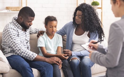 A coalition of mental-health advocacy groups, including Voices for Virginia's Children and NAMI Virginia, is calling attention to the need for more mental-health services and providers in the Commonwealth. (Adobe Stock)