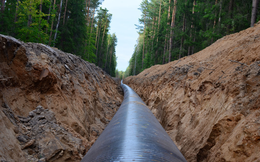 Canadian-based Enbridge energy wants to replace its existing oil pipeline that runs across northern Minnesota. (Adobe Stock)