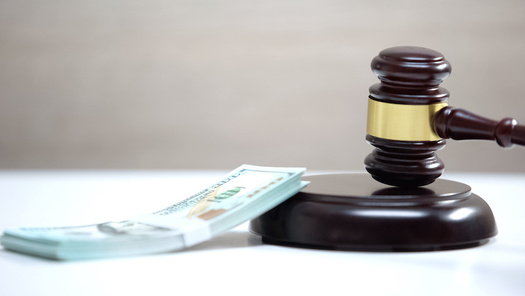 Judges are supposed to consider ten factors, including a person's ability to pay, when setting bail. (motortion/Adobe Stock)