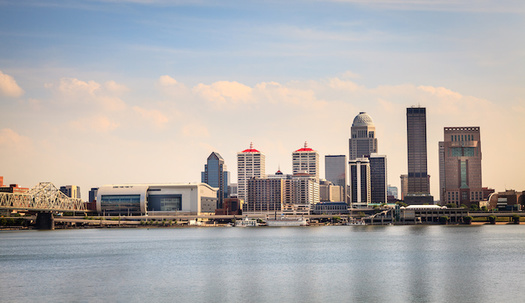 Louisville is the first Kentucky city to commit to reaching 100% renewable energy for its city operations by 2040. (Adobe Stock)