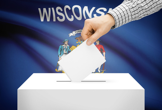 Wisconsin's presidential primary is still several weeks away, but voters are casting their ballots for local primary races this week. (Adobe Stock)