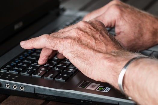 A recent U.S. Census Bureau survey found that 56% of those 65 and older aren't comfortable with an online response and prefer to fill out a paper census form. (Pixabay)