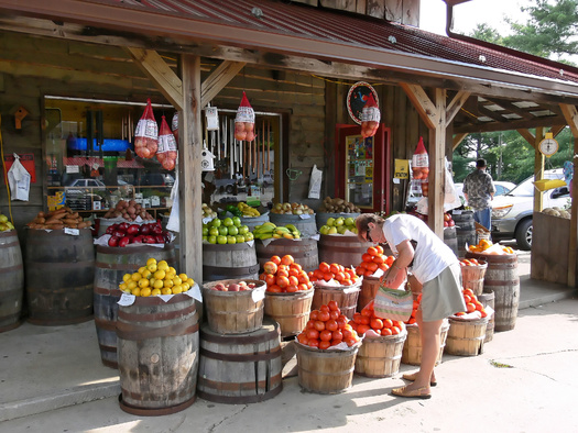 In addition to competition and cost issues, rural grocers in North Dakota say lack of access to financial resources are making it harder for them to stay open. (Adobe Stock)