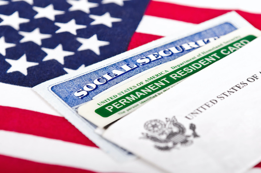 A new rule could affect roughly 70% of people who apply for green cards each year. (leekris/Adobe Stock)